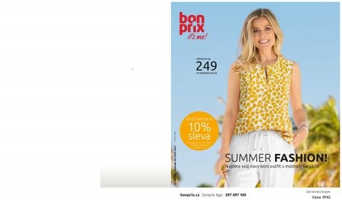 BONPRIX SUMMER FASHION!
